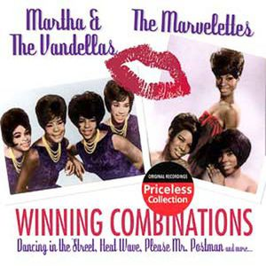 Reeves, Martha & the Vandellas/ Marvelettes : Winning Combination