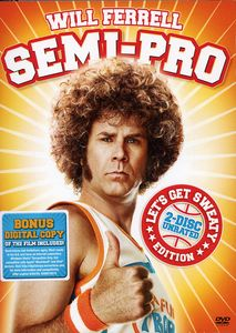 Semi-Pro [Let's Get Sweaty Edition] [WS] [Full Frame] [2 Discs] [O-Sleeve]