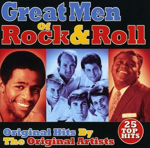 Great Men of Rock & Roll /  Various