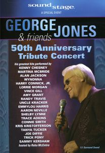 Concert Tribute to George Jones /  Various