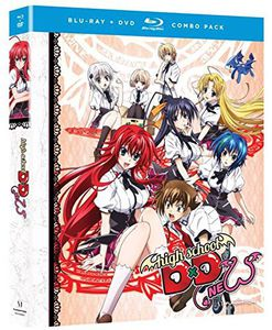 High School DXD New: Series