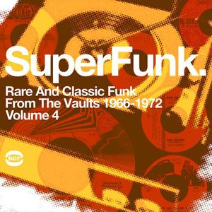 Super Funk, Vol. 4 [Import]
