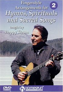 Fingerstyle Arrangements For Hymns Spirituals, Vol. 2