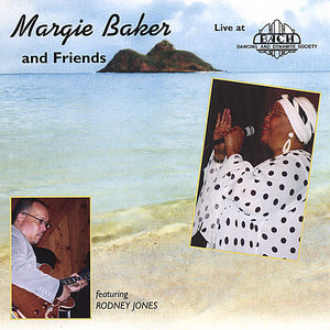 Margie Baker Live at the Bach Dancing & Dynamite