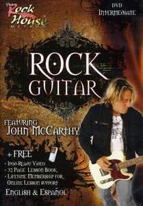 Learn Rock Guitar: Intermediate