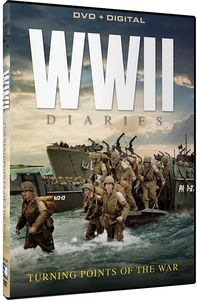 WWII Diaries: Turning Points of the War Collection