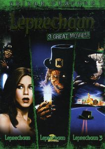 Leprechaun Triple Feature [Full Frame] [WS] [Sensormatic] [Checkpoint]