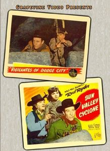 Red Ryder Double Feature: Vigilantes of Dodge City/ Sun Valley Cyclone