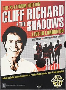 Cliff Richard & The Shadows: Platinum Edition [Import]