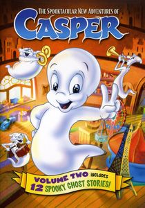 The Spooktacular New Adventures of Casper: Volume 2