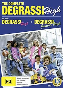 Degrassi High: Complete Series 1987-1991 [Import]