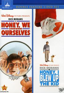 Honey We Shrunk Ourselves & Honey I Blew Up Kid