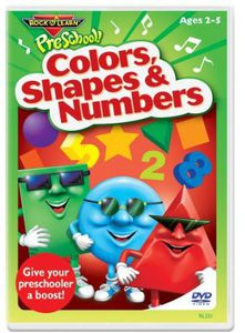 Rock N Learn: Colors Shapes & Numbers