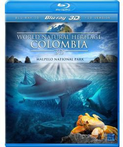 World Natural Heritage-Columbia 3D