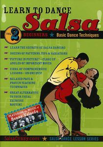 Vol. 2-Salsa Dancing Guide for Beginners