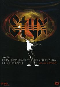 Styx and the Contemporary Youth Orchestra: Blossom Music Center: ClevelAnd, OH: May 25, 2006