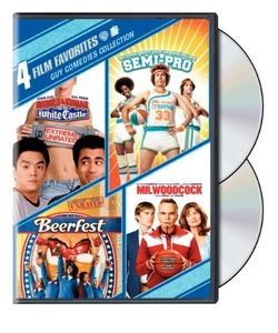 4 Film Favorites: Guy Comedies [Widescreen] [2 Discs] [O-Sleeve]