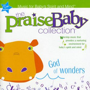 The Praise Baby Collection: God of Wonders