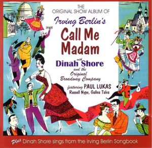 Call Me Madam [Import]
