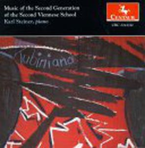 Music of the 2nd Generation of the 2nd Viennese