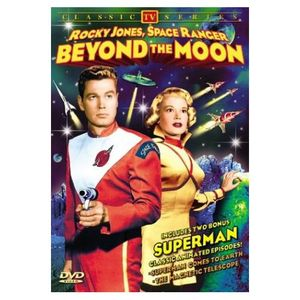 Rocky Jones Space Ranger: Beyond the Moon