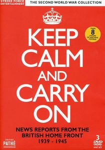 Keep Calm & Carry on: News Reports from [Import]