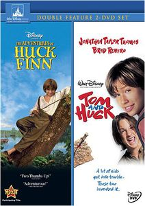 Adventures of Huck Finn & Tom & Huck