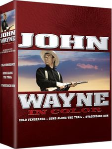 John Wayne Collection Wave 2 [Box Set] [Full Frame]