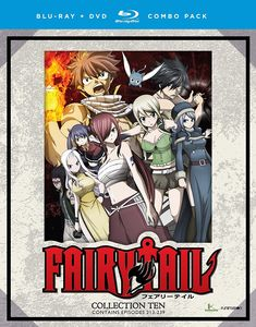 Fairy Tail: Collection Ten