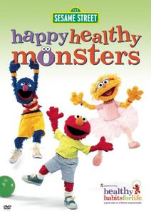 Happy Healthy Monsters [Growth Chart With Audio Chip]