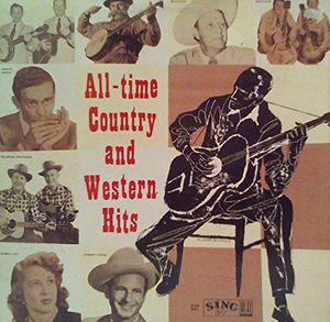 All Time Country & Western Hits /  Various