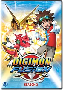 Digimon Fusion: Season 2