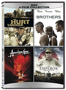 War 4-Film Collection: The Hurt Locker /  Brothers /  Apocalypse Now /  Emperor
