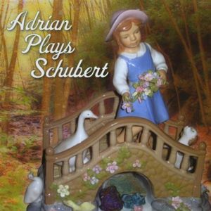 Adrian Plays Schubert