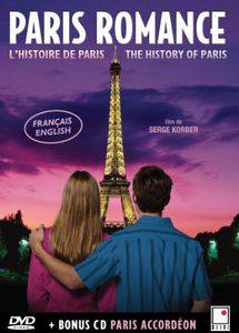 Coffret Paris Romance + Paris Accordeon [Import]