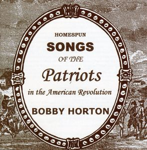 Homespun Songs of Patriots