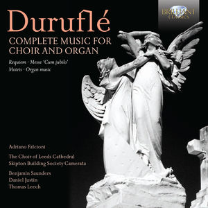 Complete Music for Choir & Organ