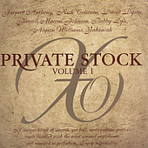 Marcus Johnson: Private Stock I /  Various