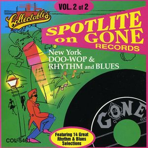 Spotlite On Gone Records, Vol.2