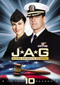 JAG: The Final Season [Widescreen] [5 Discs] [Slim Pack] [Slipcase]