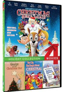 4-Movie Holiday: Christmas Is Here Again /  George