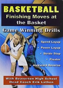 Basketball Finishing Moves at the Basket