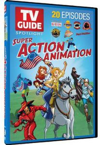 TV Guide Spotlight: Super Action Animation