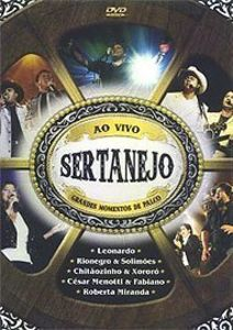 Ao Vivo Sertanejo /  Various [Import]