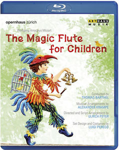 Magic Flute for Children