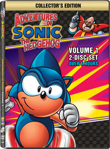 Adventures Of Sonic The Hedgehog: Vol, 1