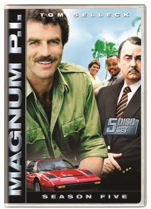 Magnum P.I.: Season Five