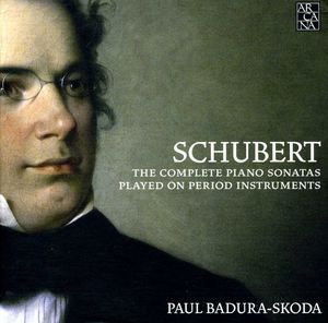 Complete Piano Sonatas on Period Instruments
