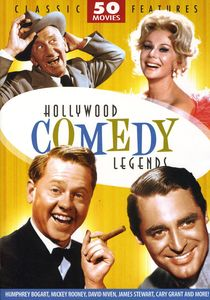 Hollywood Comedy Legends