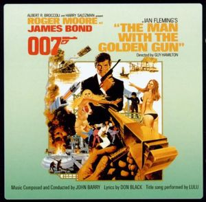 Man with the Golden Gun (Original Soundtrack)